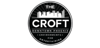 PHXWD The Croft Downtown Logo