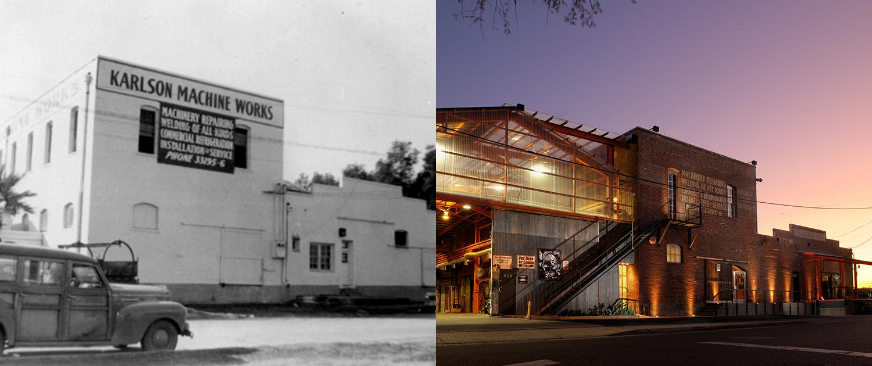 PHXWD Phoenix Cotton Oil Company Then Now