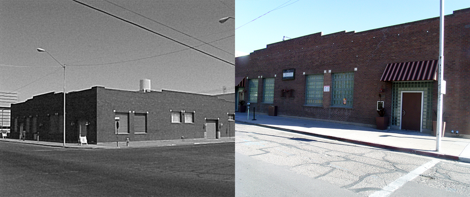PHXWD General Electric Supply Warehouse Then Now