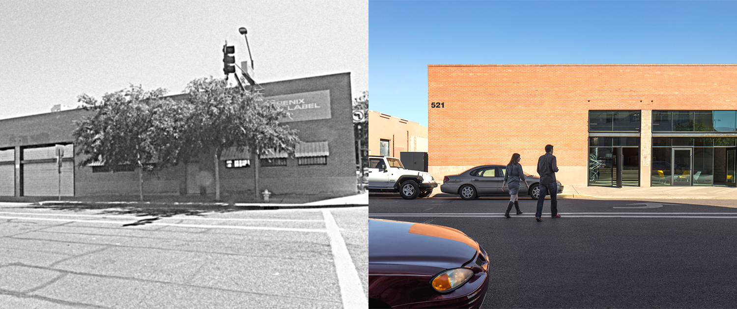 PHXWD Graham Paper Company Then Now