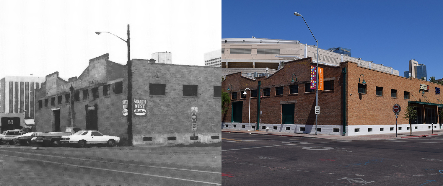 PHXWD Sun Mercantile Building Before After